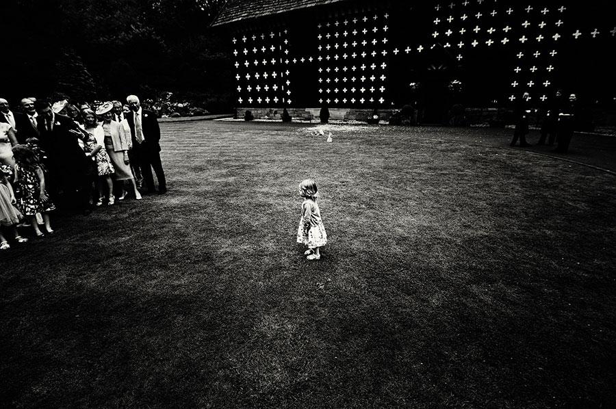 39 Fun and Cute Photos of Kids at Weddings