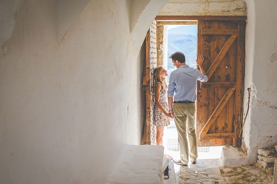 chora-castle-doors-engagement-shoot-astypalea
