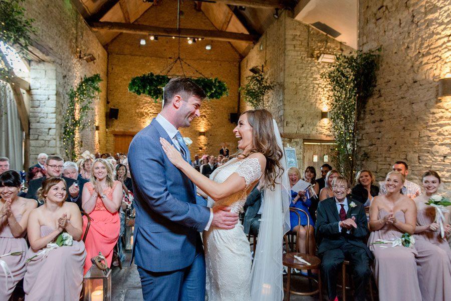 Cripps Barn Real Wedding