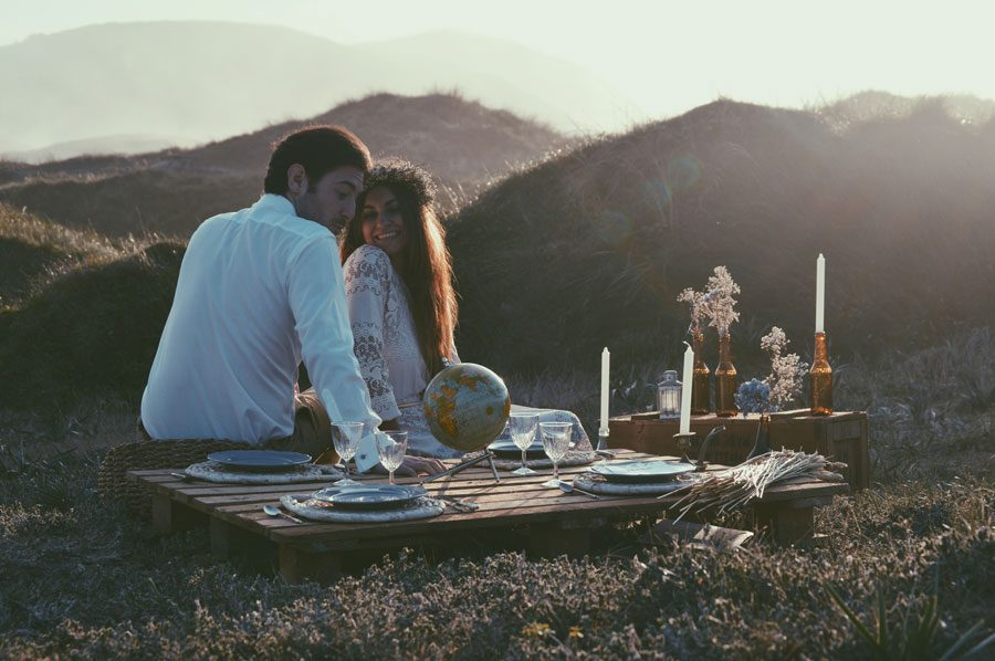 Boho Couple Styled Shoot 05