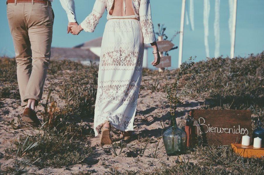 Boho Couple Styled Shoot 024