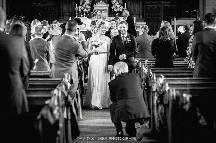 Unplugged Wedding Photography