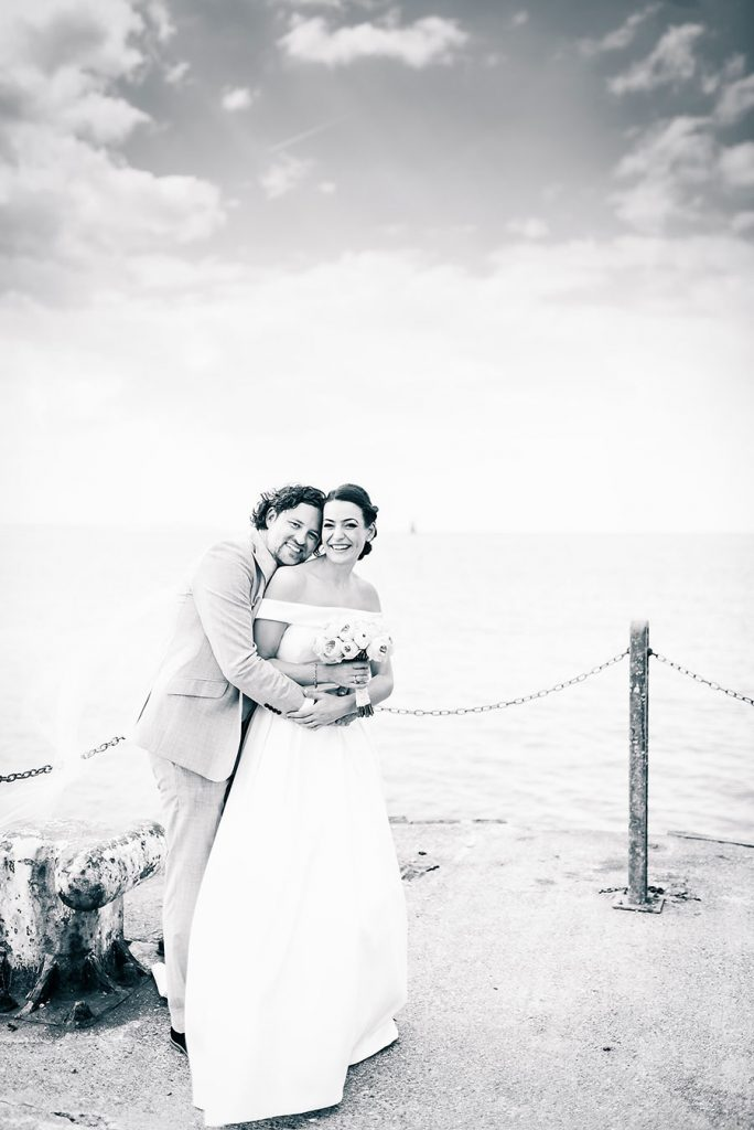 East Quay Wedding