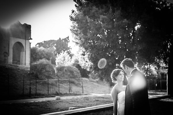 Beautiful Rome Wedding