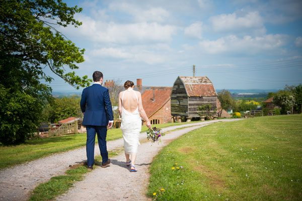 Paula & Richard's Wedding at Huntstile Organic Farm
