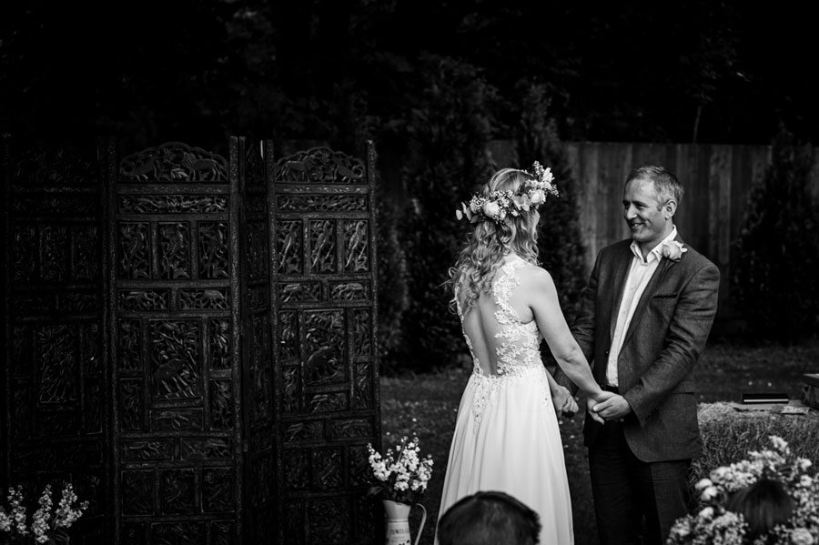 WhiteLady House Wedding in Lydford, Devon