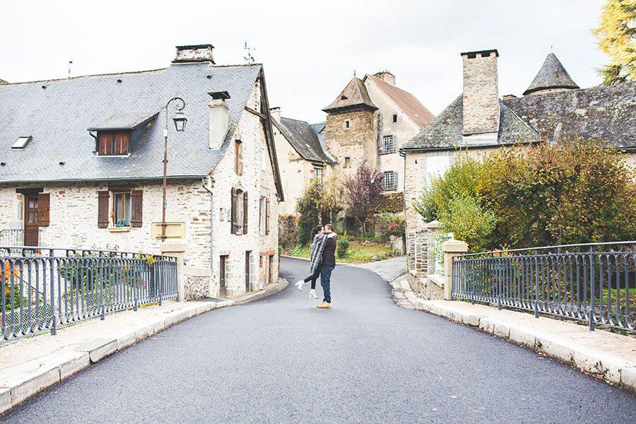 France Engagement Shoot