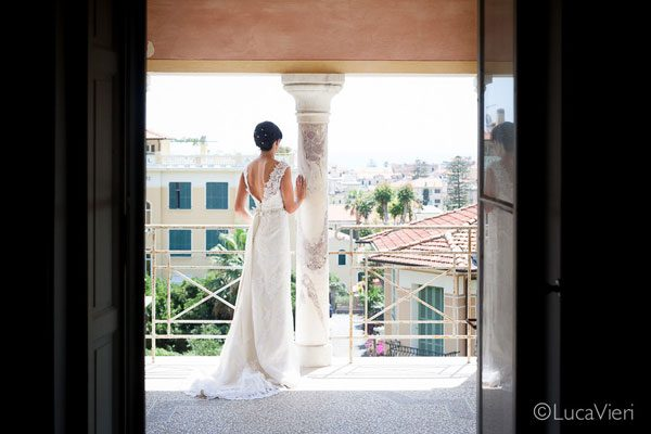 Wedding in Bordighera