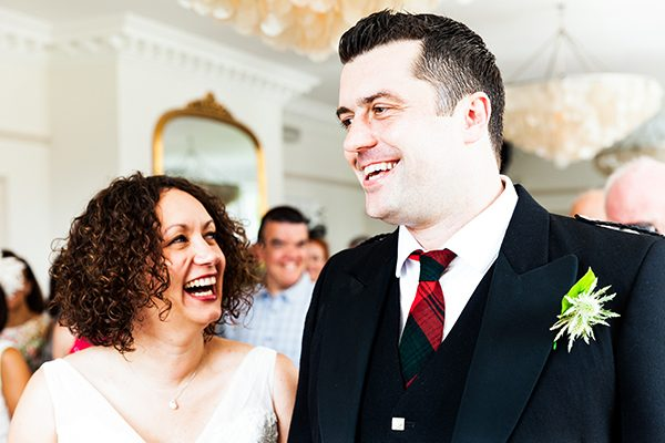 Belair House Wedding in Dulwich