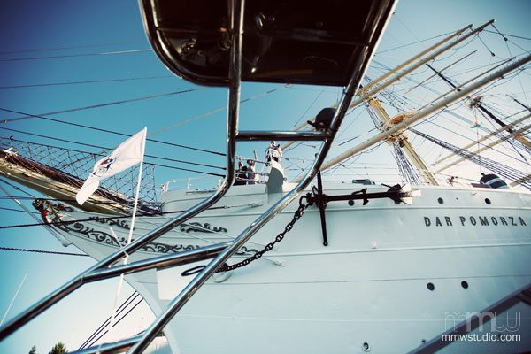Sailing Yacht Wedding Ceremony 09