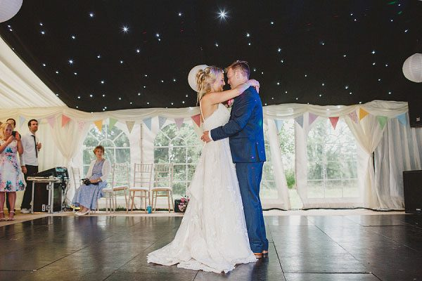 Gorgeous Marquee Wedding