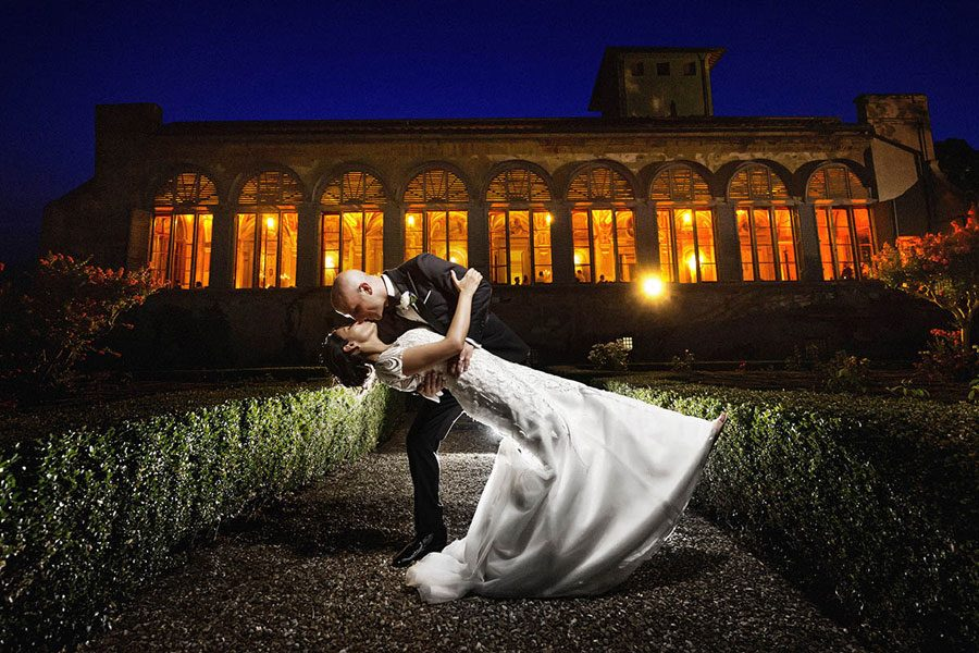 Destination Wedding in Florence