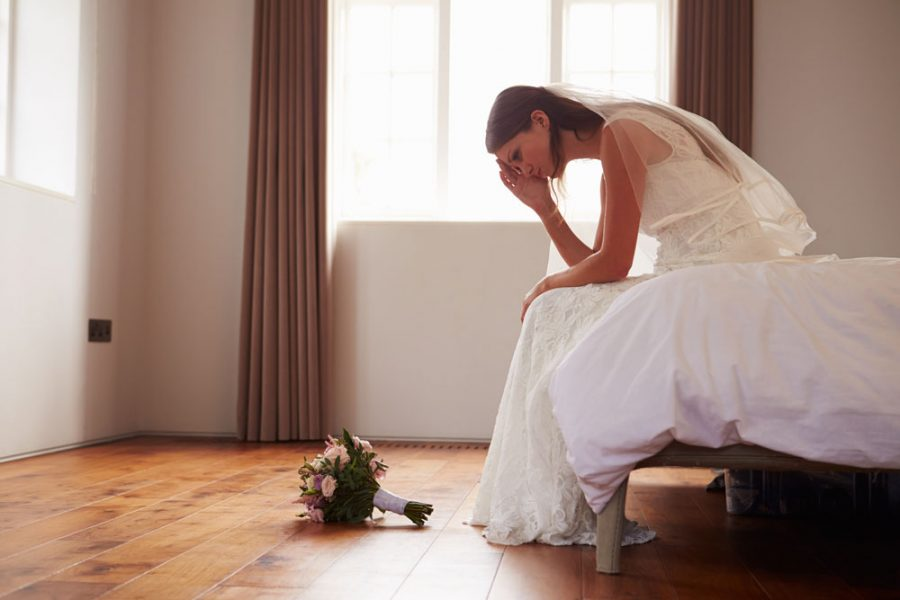 This is What Happens If You Don't Hire a Wedding Photographer