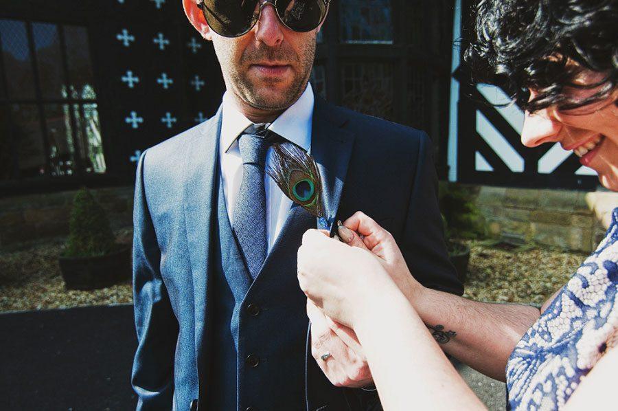 Samlesbury Hall Wedding 09