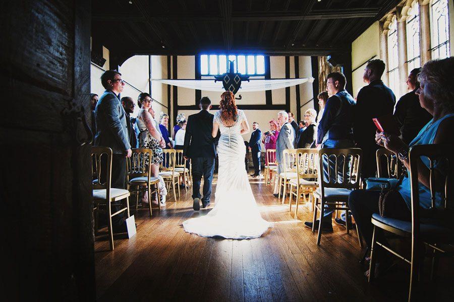 Samlesbury Hall Wedding 014