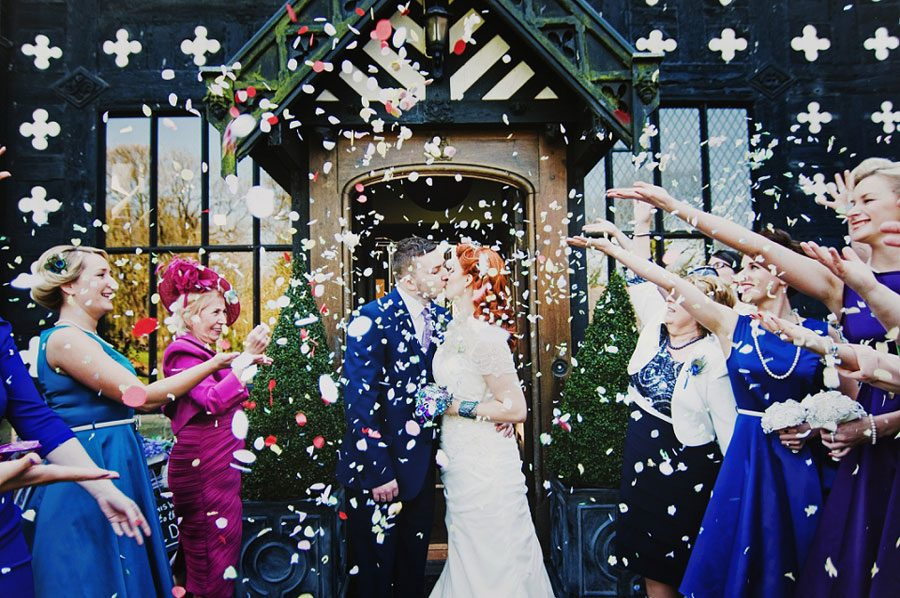 Samlesbury Hall Wedding 019
