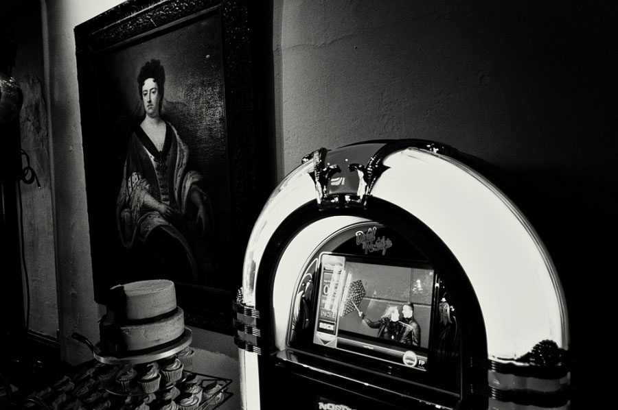 Samlesbury Hall Wedding 025