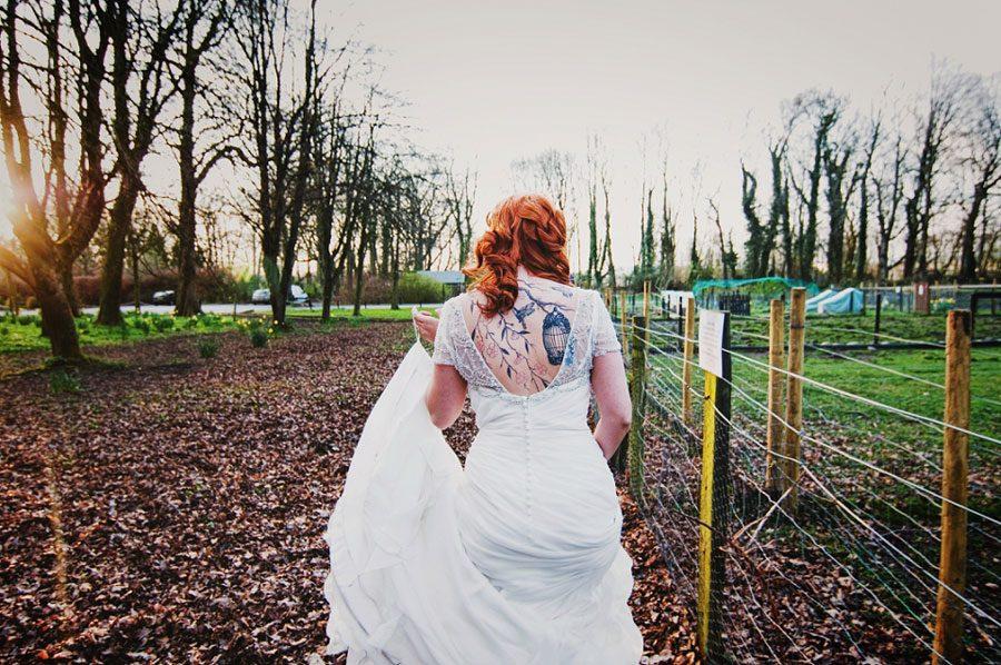 Samlesbury Hall Wedding 029
