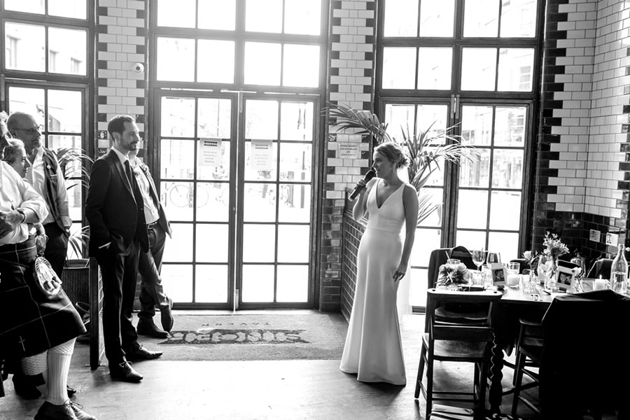 Singer Tavern Wedding