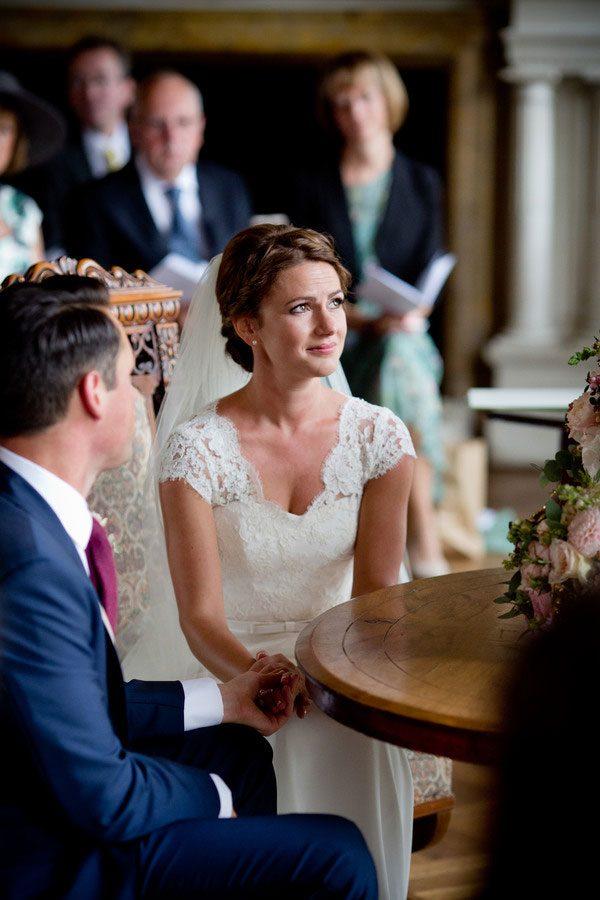 Hampton Court House Wedding