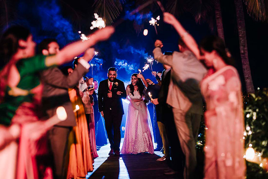Park Hyatt Wedding in Goa India
