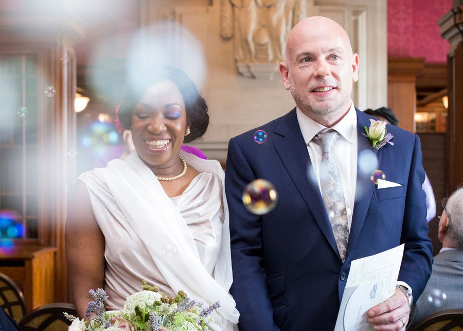Ellen & Lewis, Marriott County Hall