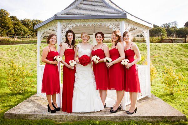 St Elizabeth House Wedding in Devon