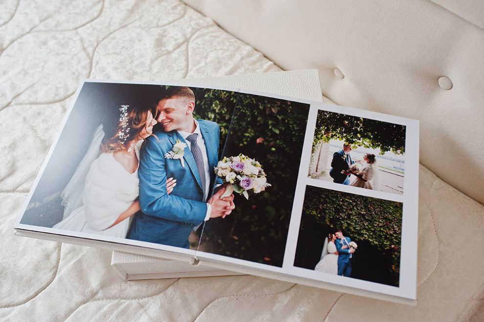 5 Reasons Why You Should Invest in a Wedding Album & Print your Photos