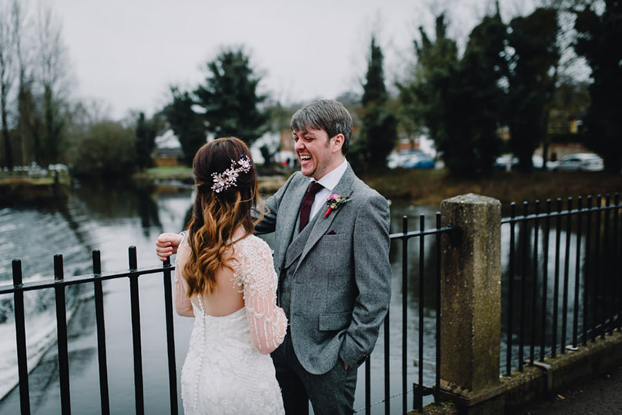 The West Mill, Derby Wedding