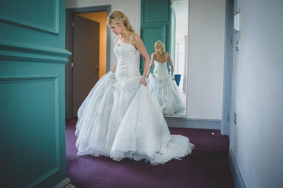 Greenbank Hotel Wedding Ceremony