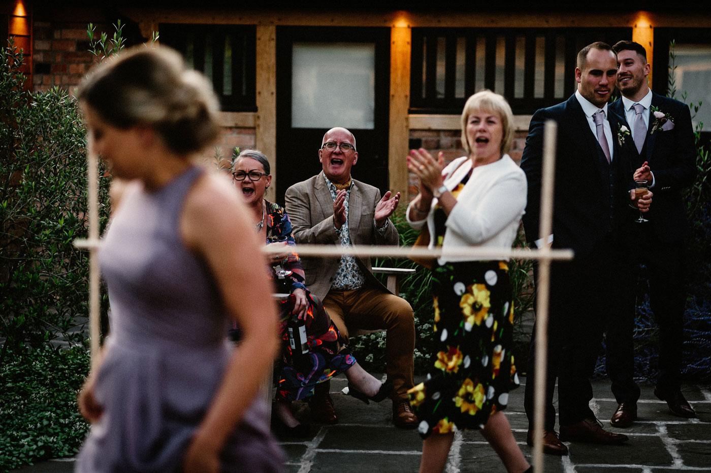 Barns and Yard Wedding