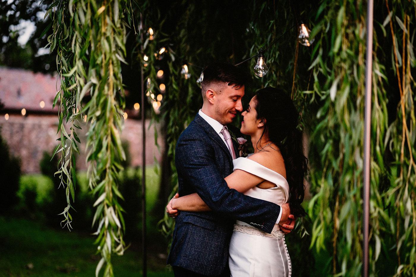Ella & Dan's, Barns and Yard Wedding