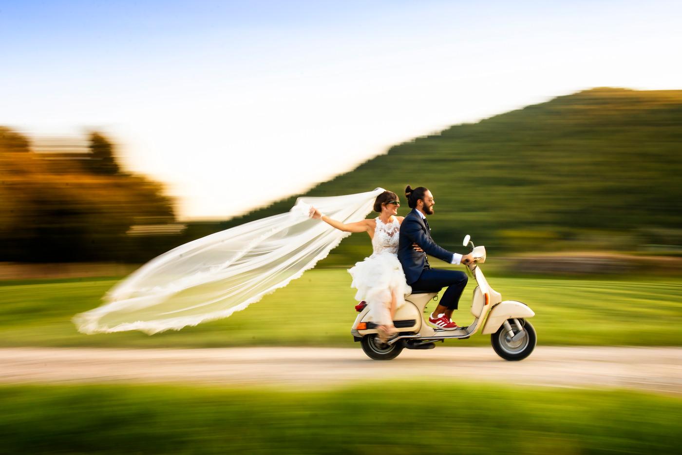 Irene and Daniele's Tuscany Wedding