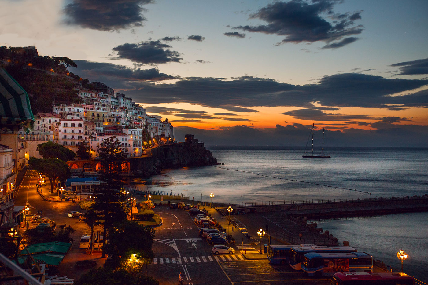 Wedding in Amalfi, Italy