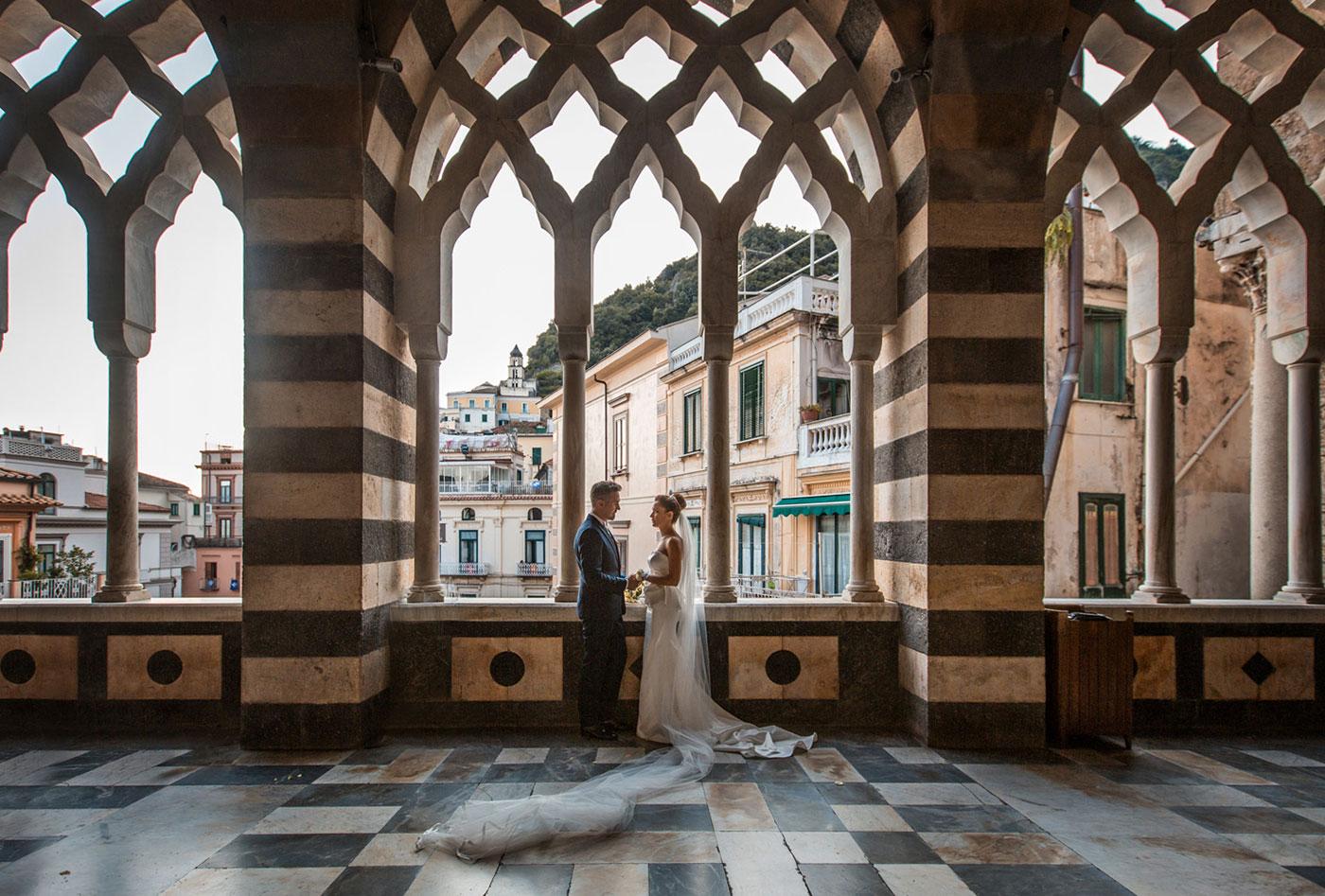 Wedding in Amalfi, Italy