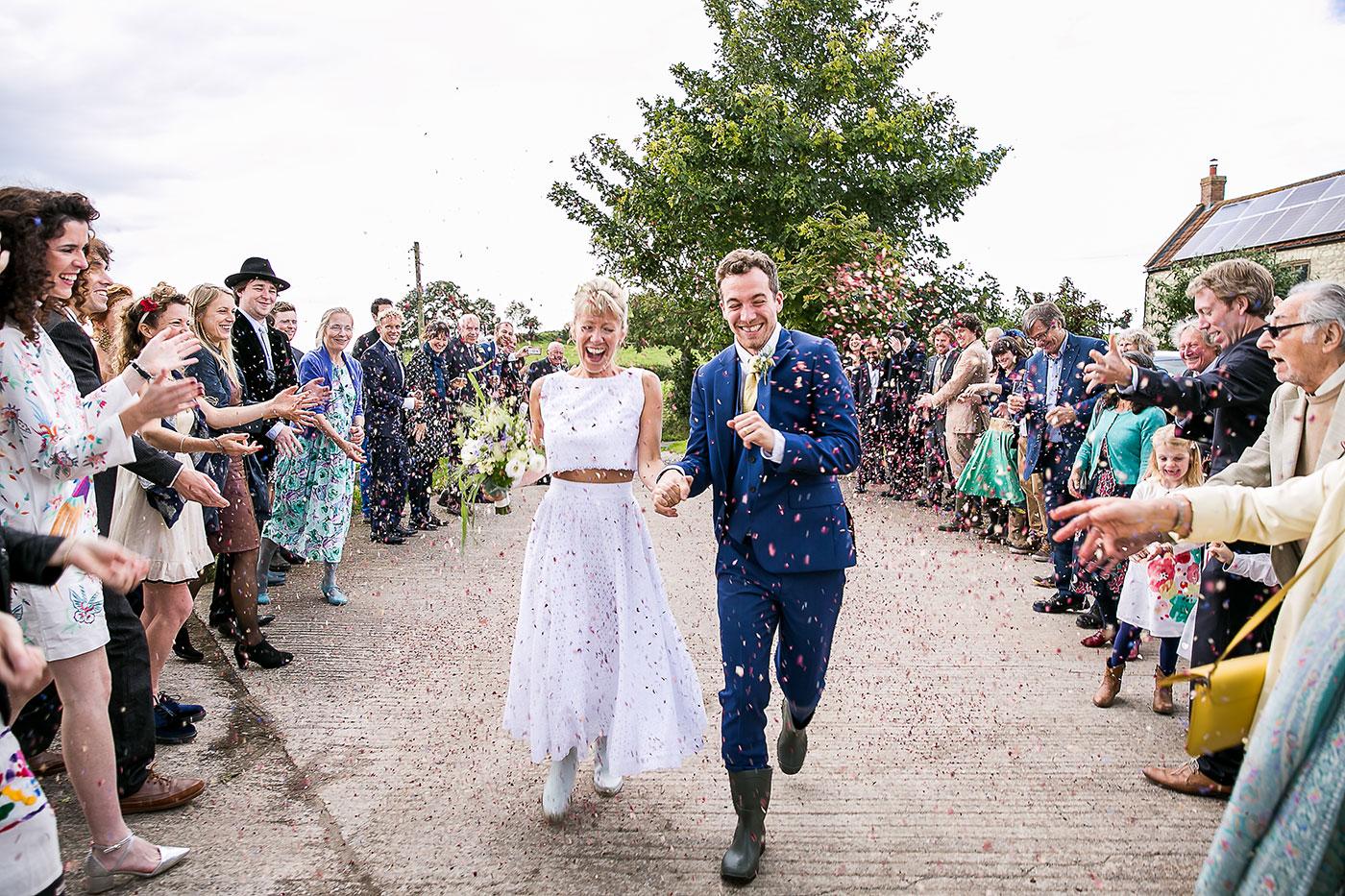 Polly & Bert's Wedding