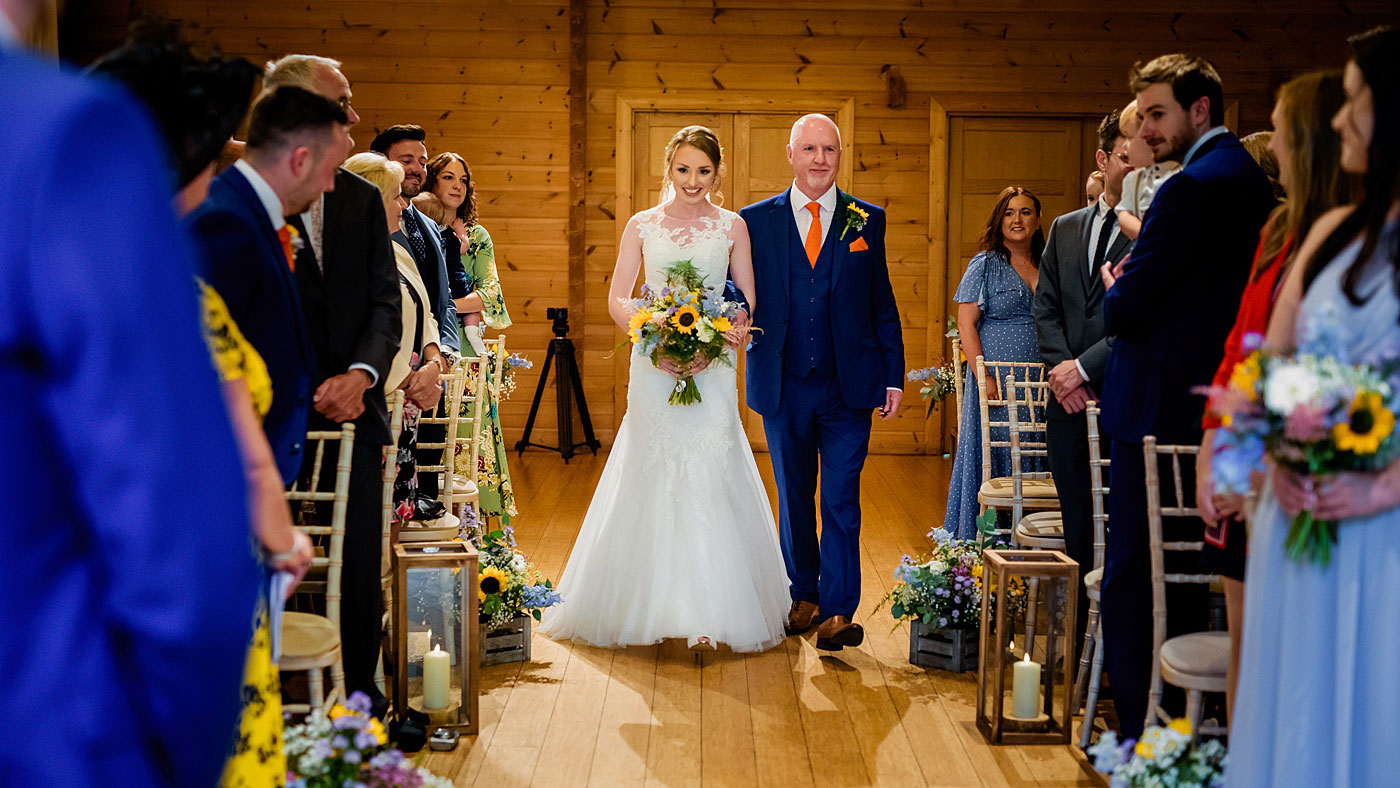 Styal Lodge Wedding