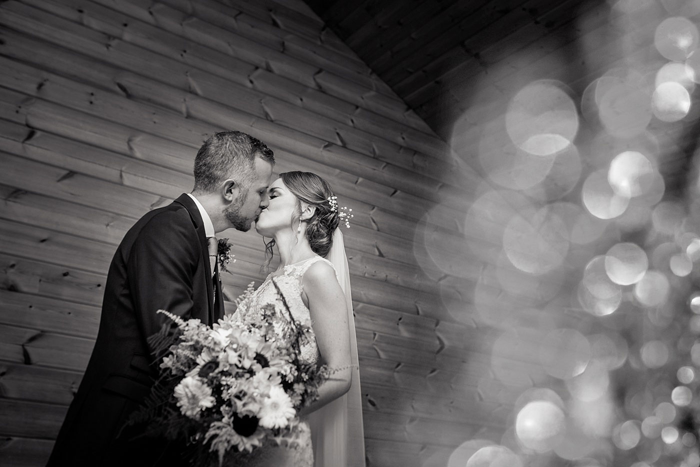 Becky and Will's Styal Lodge Wedding