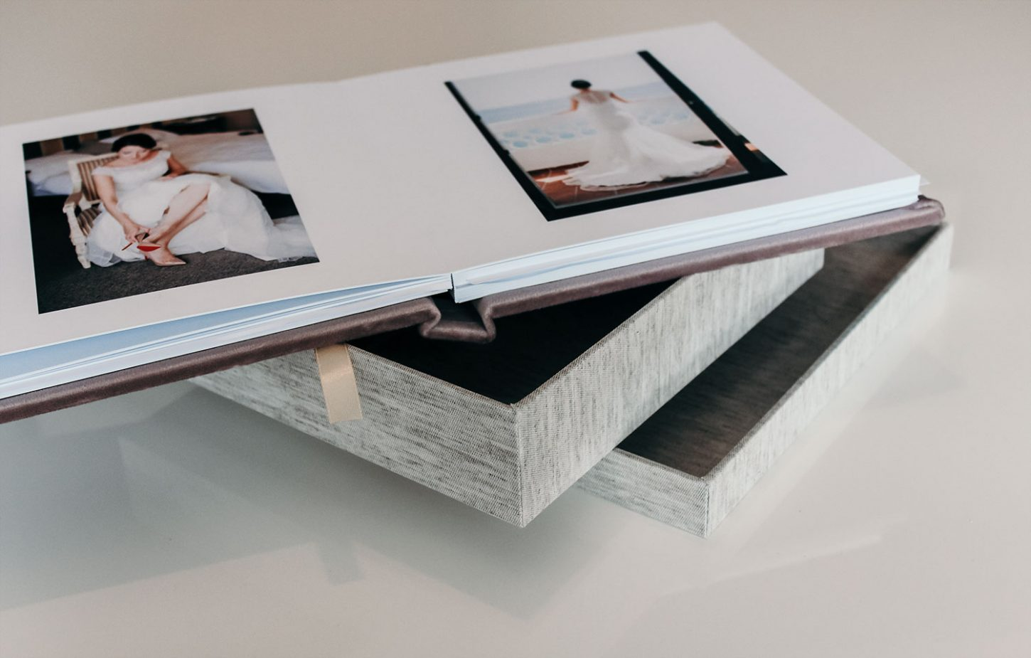 Luxury and Quality Wedding Albums from QtAlbums