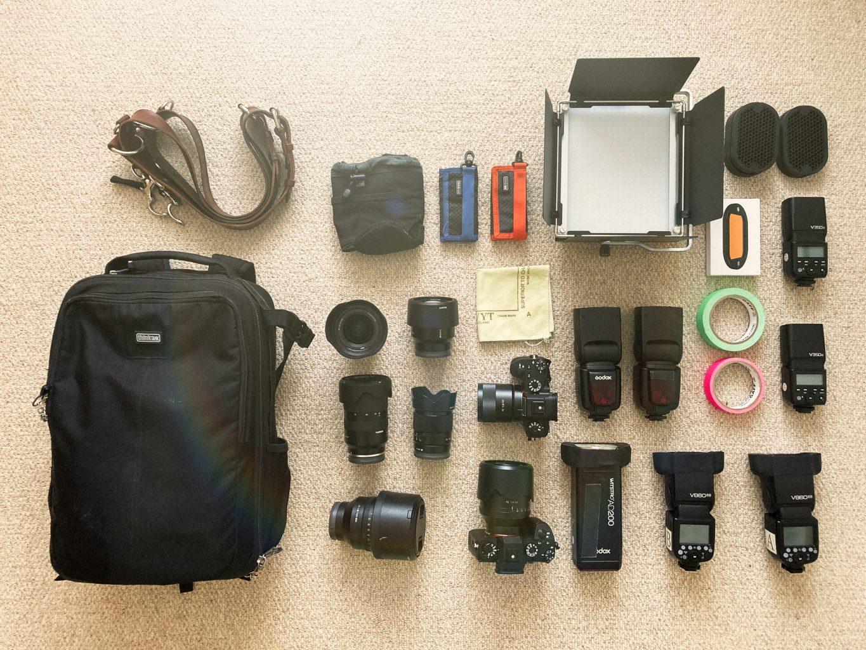 Sam Gibson Kit Bag