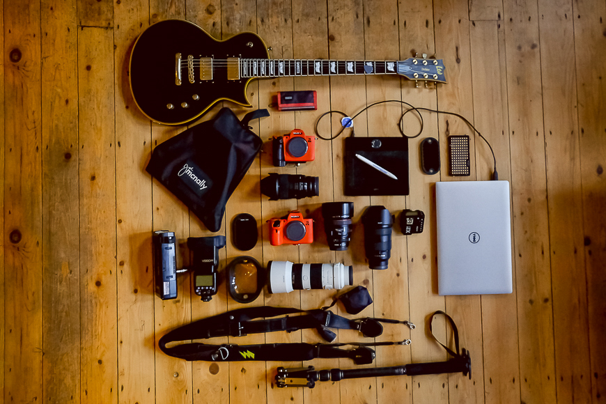 Essential Wedding Photographer Kit Guide