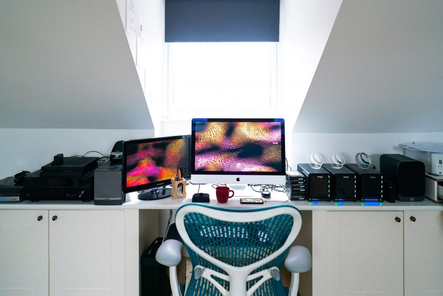 4 Photographers Share their Editing Work Spaces