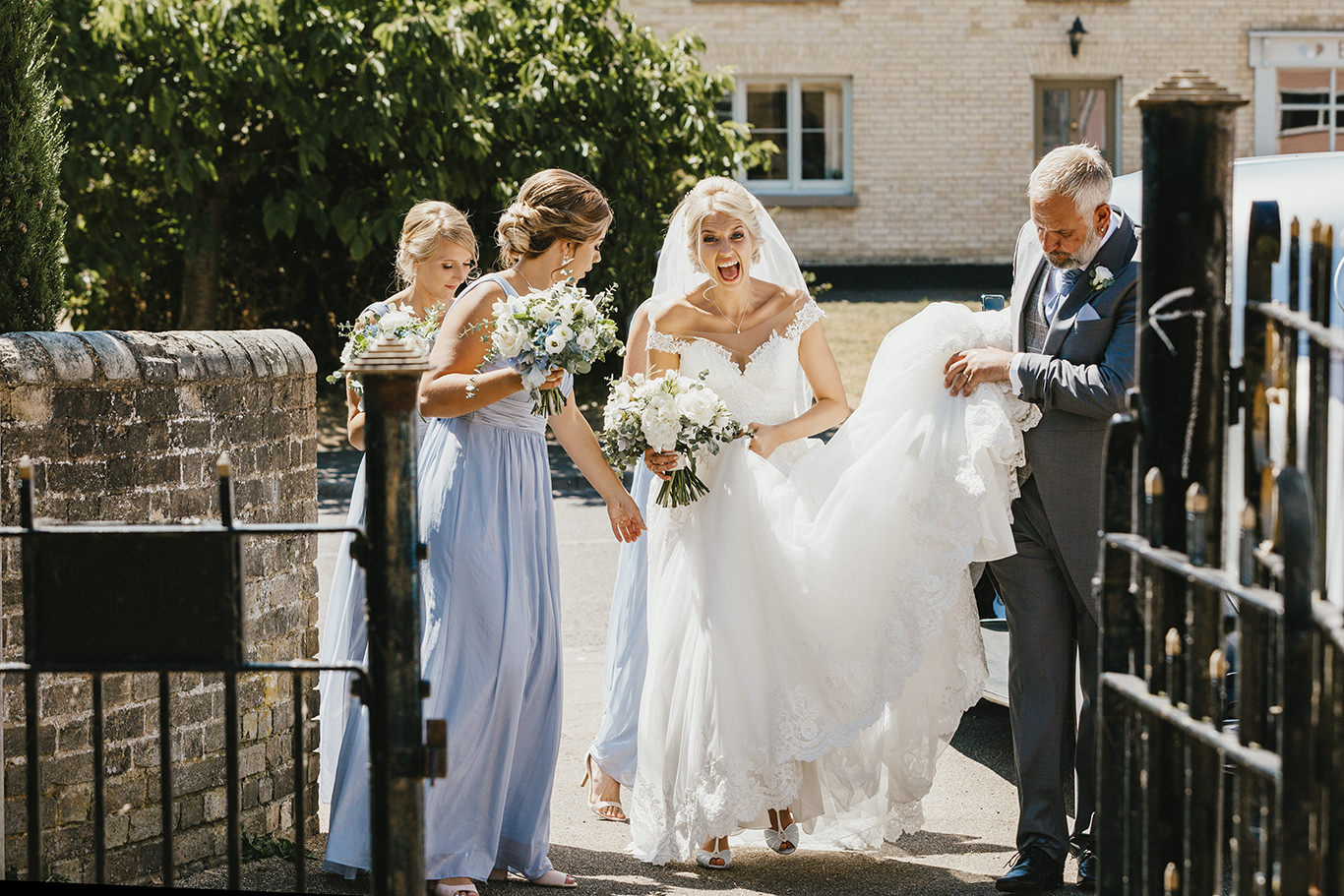 Wedding Photography by Liz Greenhalgh Photography